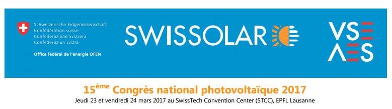 Le 15e Congrès photovoltaïque @swissolar_f ouvre ses portes ce matin - Venez découvrir notre batterie AC sur le stand 16 #swissolar #solar <br>http://pic.twitter.com/QozjhHpBJt