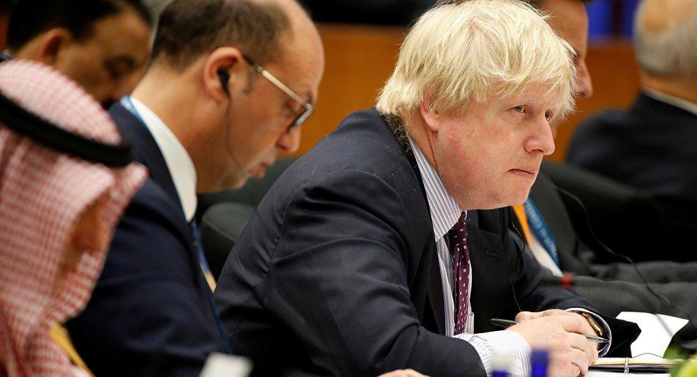 İngiltere Dışişleri Bakanı Johnson: Bu saldırı ne ilk ne de son olacak...