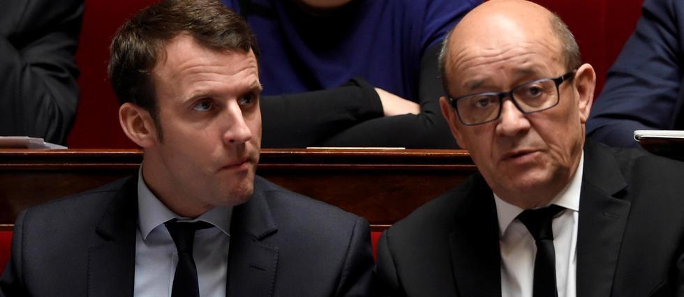 Jean-Yves Le Drian, Thierry #Braillard... : des soutiens en cascade po...