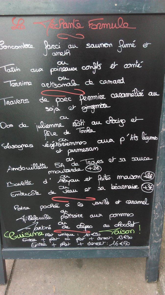 Aujourd&#39;hui jeudi, le Grand Méchant Nous vous propose: #grandmechantnous #Nantes #faitmaison #resto #déjeuner <br>http://pic.twitter.com/pablXEy5Ow