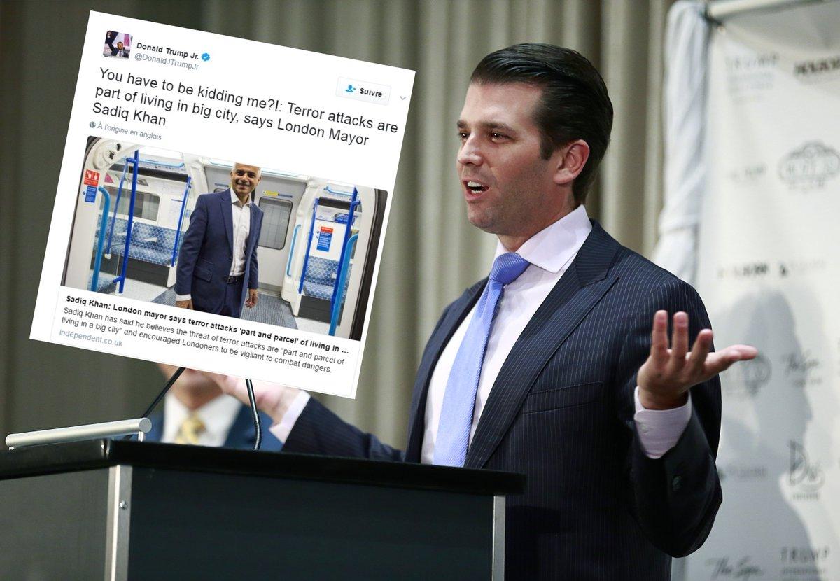 (Le Huffington Post ) #Donald #Trump Jr. a-t-il voulu concurrencer son père avec ce tweet..  https://www. titrespresse.com/30241761612/do nald-trump-londres-concurrencer-polemique-attentat &nbsp; … <br>http://pic.twitter.com/Is5jw6WD9Z