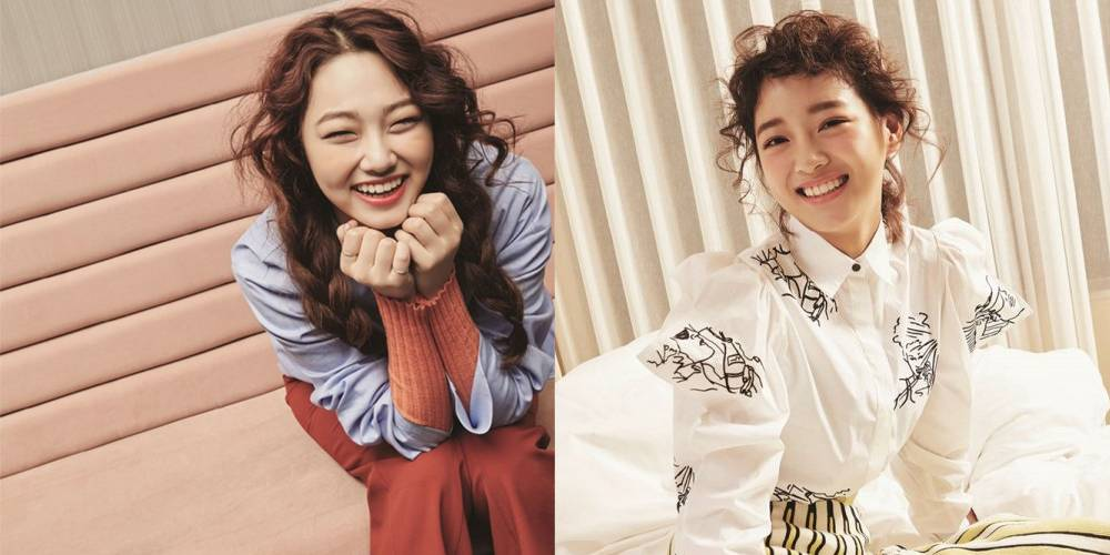 Gugudan smile brightly for 'Nylon' https://t.co/n31WYhCyYv https://t.c...