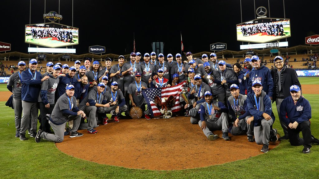 🇺🇸🏆 #WBC2017 https://t.co/3a0s50Hn8V