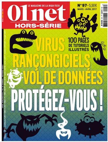 #Virus, #rançongiciels, vol de #données, Protégez-vous ! ds #Magazine @01net, #cybersécurité #hack #digital #WebMaster #securité<br>http://pic.twitter.com/cOewkK5XCe