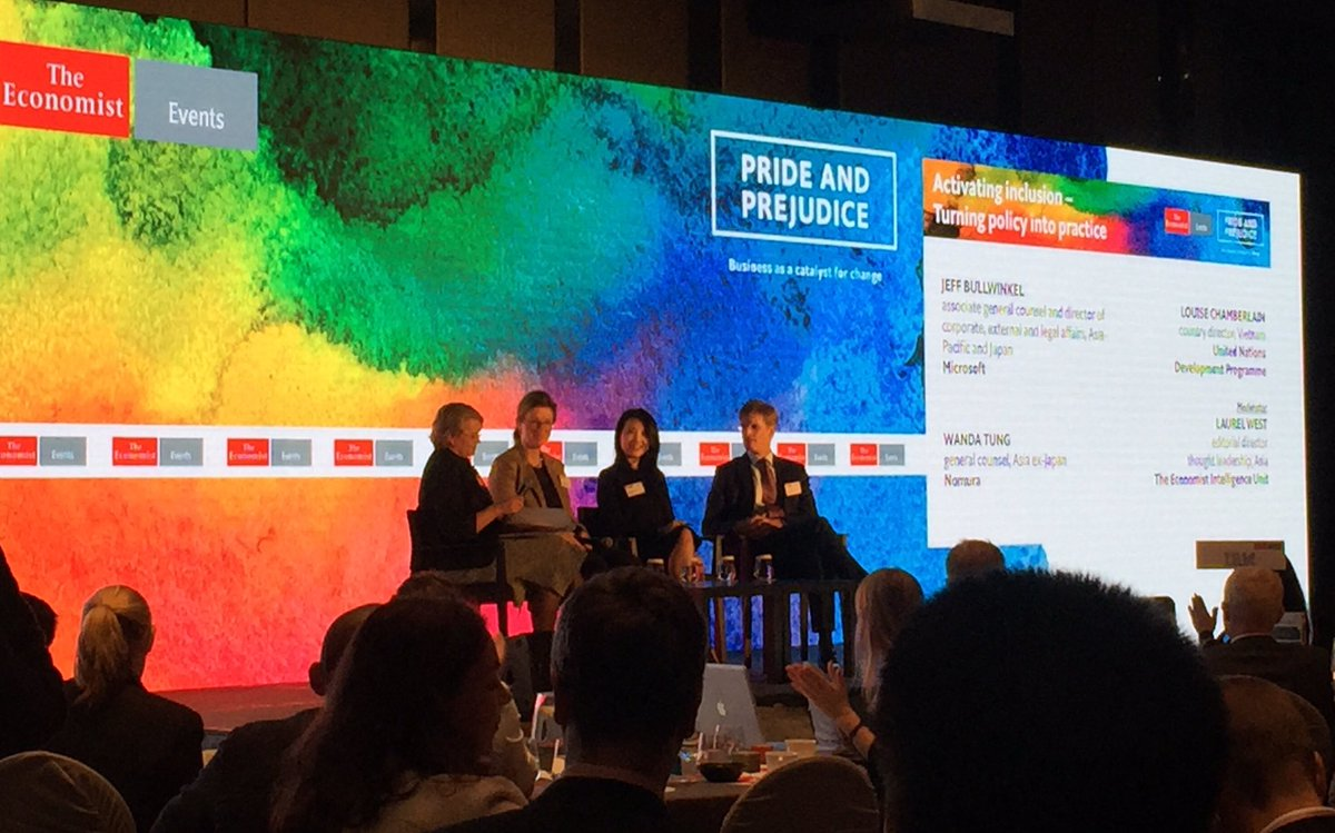 #EconPride panel: Activating inclusion: Turning policy into practice w...
