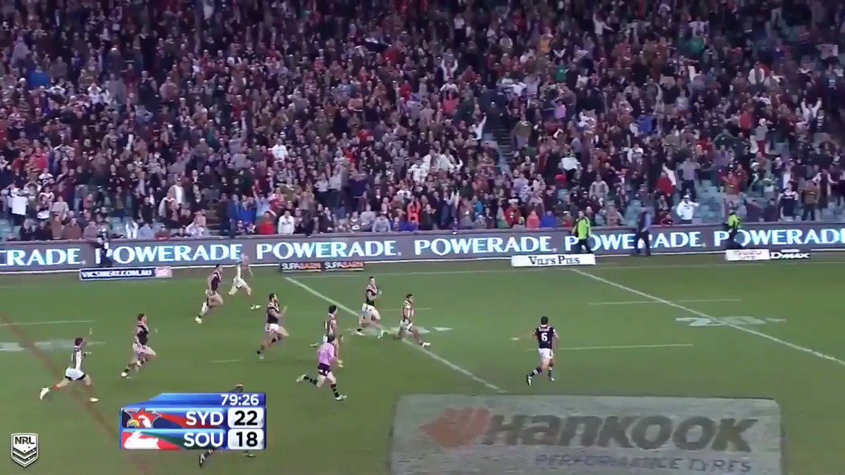 Remember this!?   Not long now until #NRLSouthsRoosters  #NRL https://...