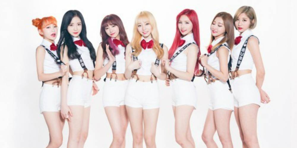 New girl group LipBubble says they want to be like Girls' Generation h...