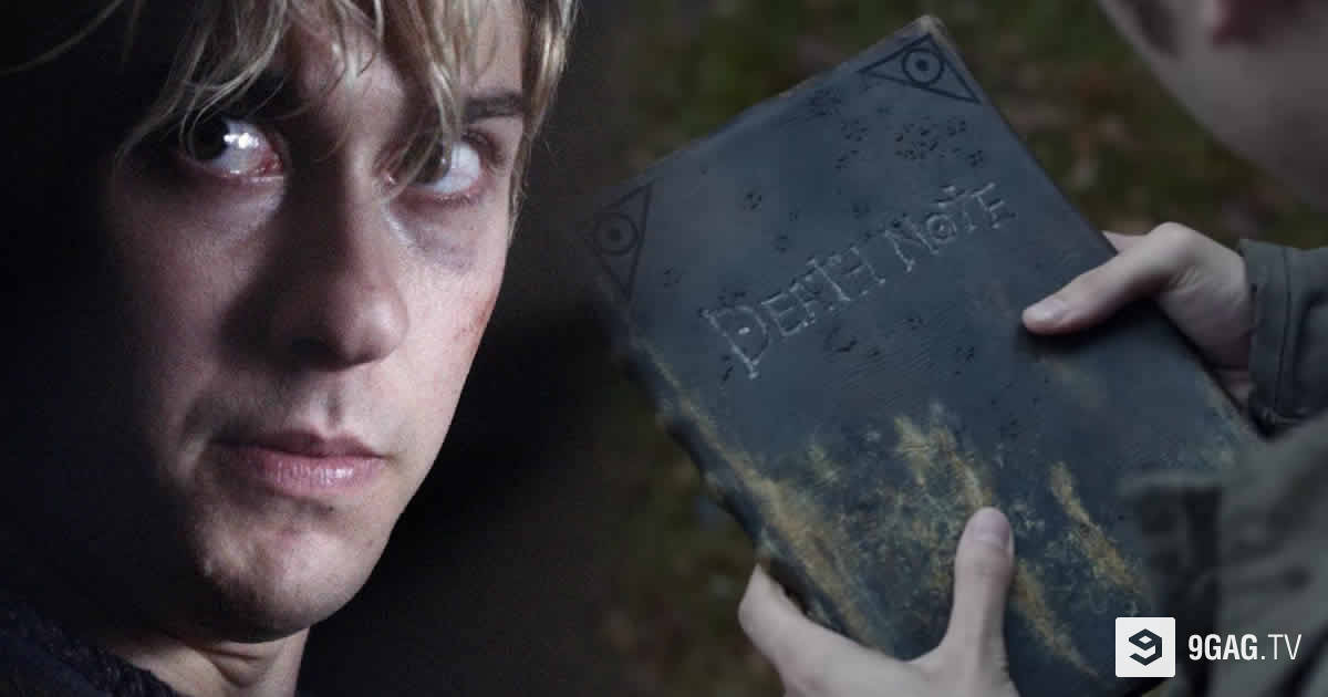 Netflix's Live-Action Death Note Movie Gets A Teaser Full Of Teenage A...