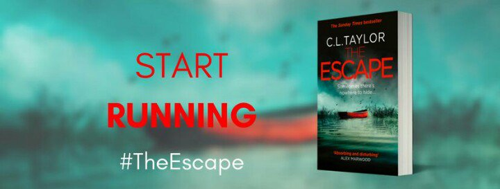 It's publication day! #TheEscape is out now! #startrunning https://t.c...