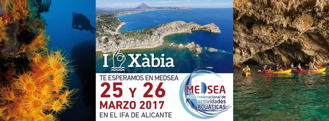 Si te apasiona el mar no te pierdas la #Medsea2017 este fin de semana en Alicante donde #Xàbia te presentará el #Mediterráneo en vivo<br>http://pic.twitter.com/yHQHN5VAlo