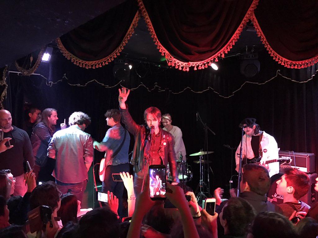 Foster The People (.@fosterthepeople) desde nuestro escenario