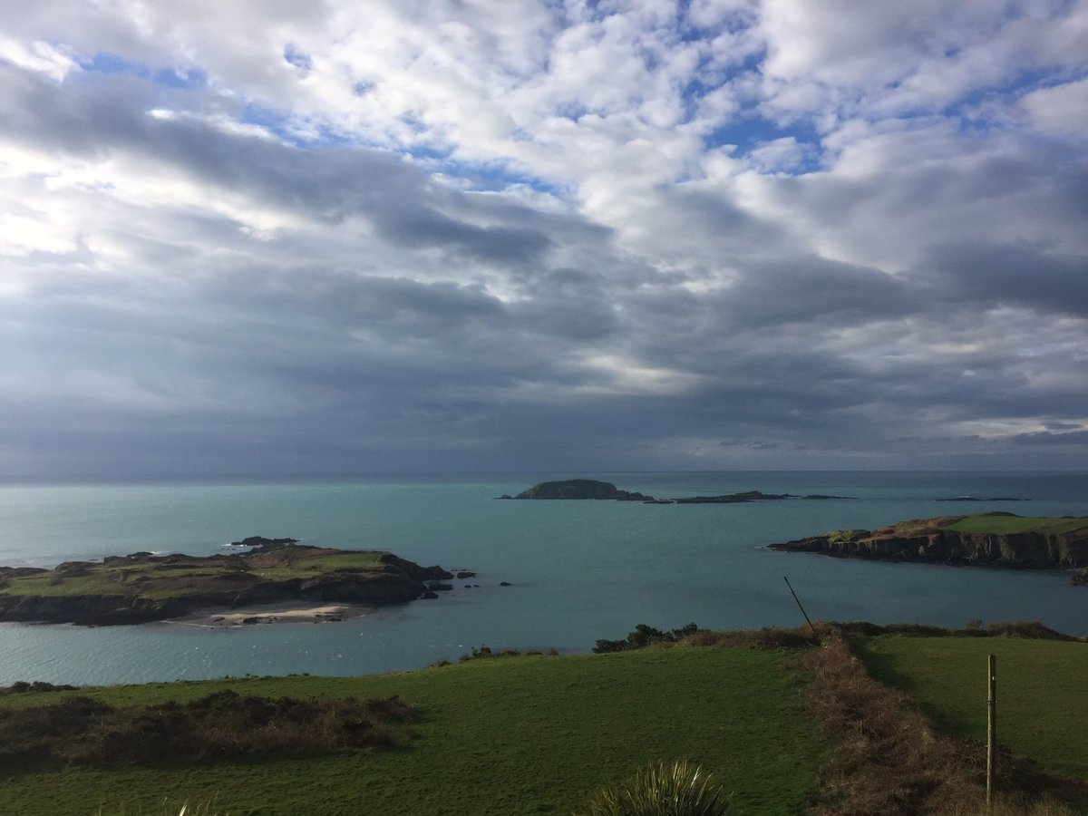 A bright, cool and blustery day in  beautiful #WestCork  @barrabest @a...