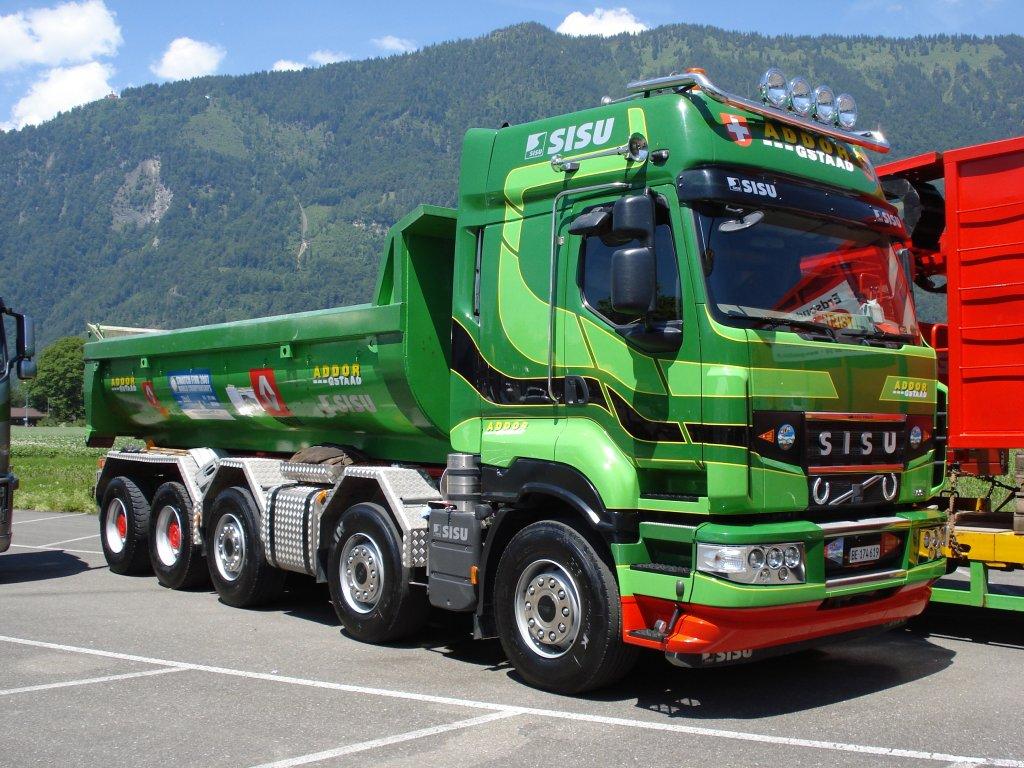 @tainasohlman do you remember this truck? #Sisu / #RenaultTrucks #Suomi #mehrdrive<br>http://pic.twitter.com/sTgu8pBhUY
