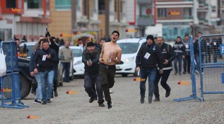 Newroz kutlamasındaki 'infaz' Meclis gündeminde https://t.co/alMTvKiLI...