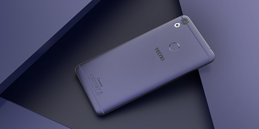 The Camon CX comes in Purple for those with impeccably elegant styles....