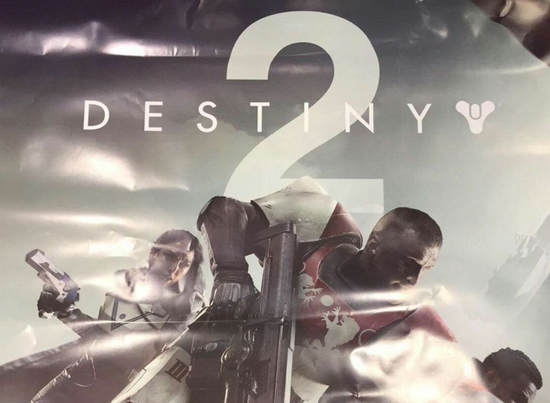 Destiny 2 poster leaks, points to September launch! https://t.co/AdB4R...