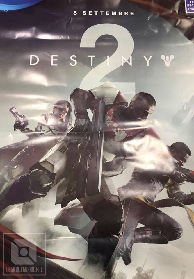 Il semblerait que Destiny 2 sorte le 8 Septembre 😱 #Destiny2 curieux d...