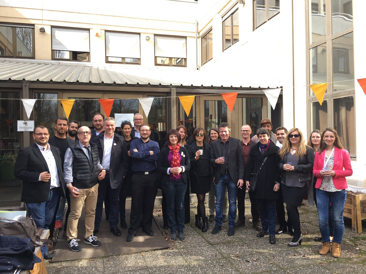 Quand l&#39;Alsace rencontre le Grand Est @TCRMBLIDA #innovation #frenchtech #STARTUPSHOW42<br>http://pic.twitter.com/WlJelORUPF