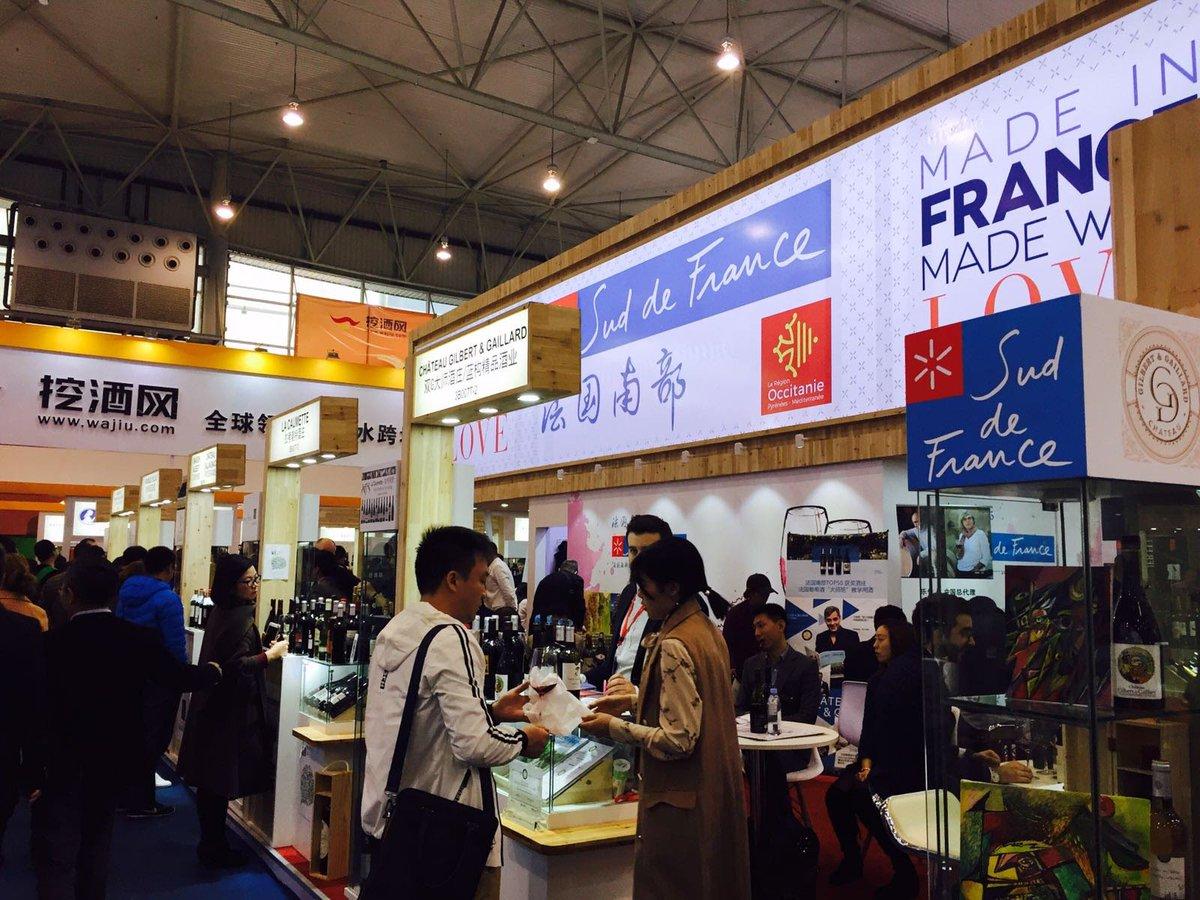 #PavillonFrance #Chine: La France , la plus grande présence internationale au salon historique de Tang Jiu Hui (96e édition)  <br>http://pic.twitter.com/NpKnNJQhX7