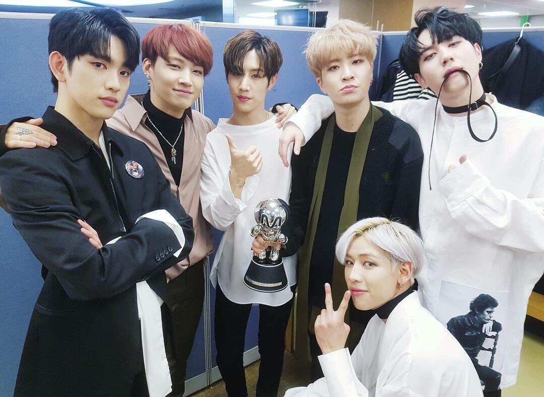 I&#39;m so proud! Let&#39;s keep this going!! #NeverEver3rdWin #TeamGOT7 #Ahgase #GOT7<br>http://pic.twitter.com/d6o68mqMt3