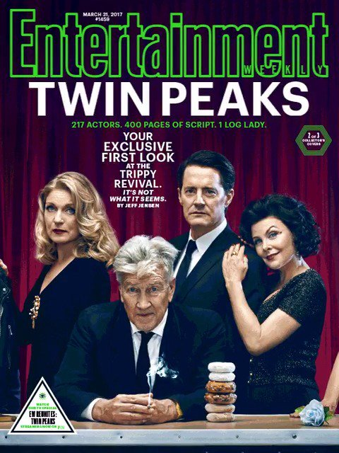 Your exclusive first look at the trippy @SHO_TwinPeaks revival is here...