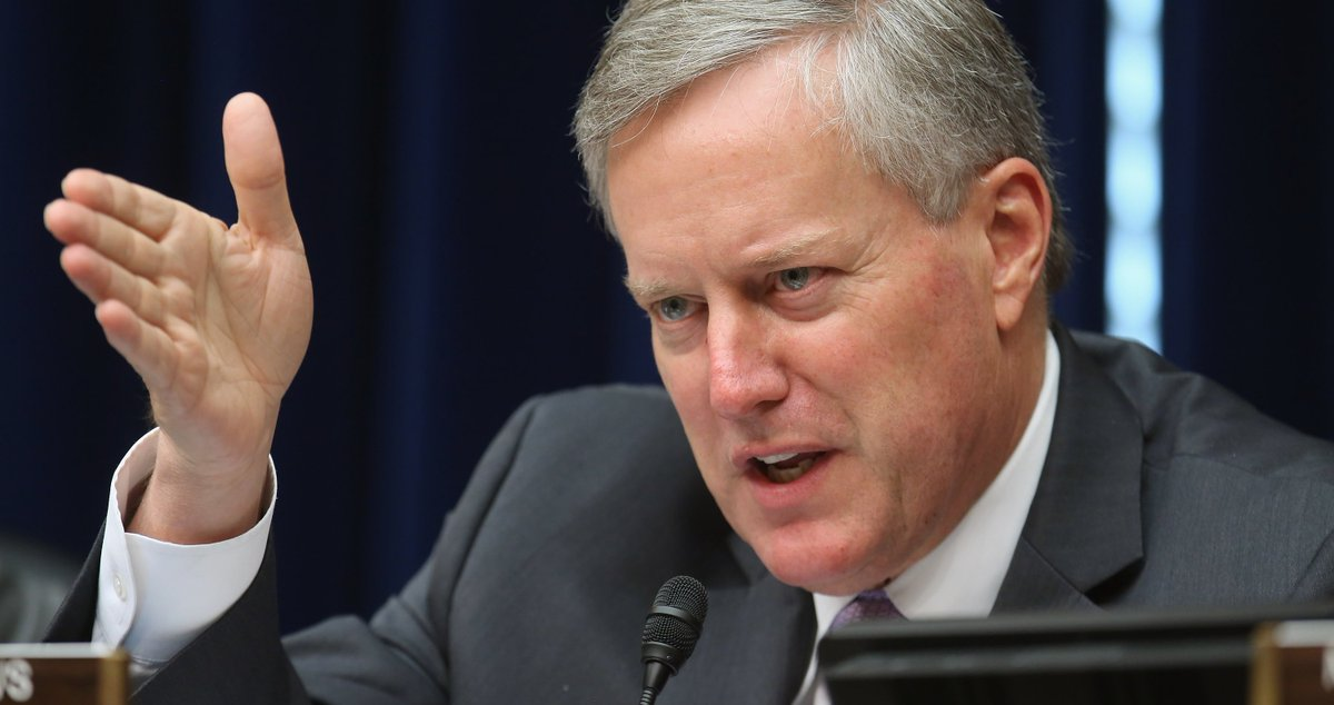 ACTION:  Call Republican Rep. Mark Meadows of North Carolina and tell...