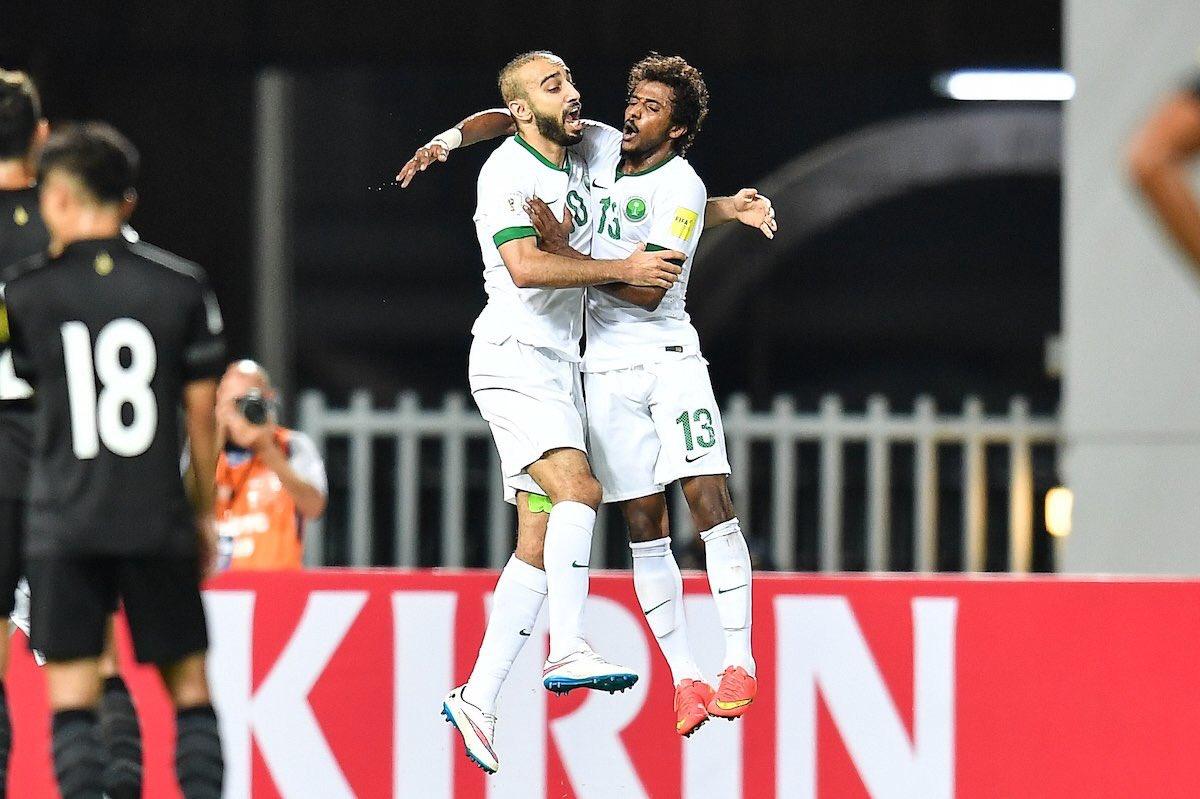 أهداف فوز المنتخب السعودى على تايلاند