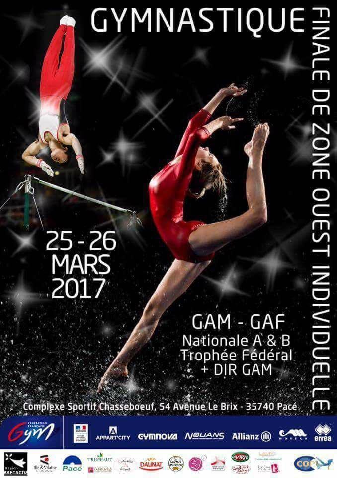 Nous souhaitons bonne chance et du succès aux 8 #gymnastes de #BeauséjourGym pour la finale zone Ouest individuelle à #Pacé. @ffgymnastique<br>http://pic.twitter.com/RSKhkjFjy0