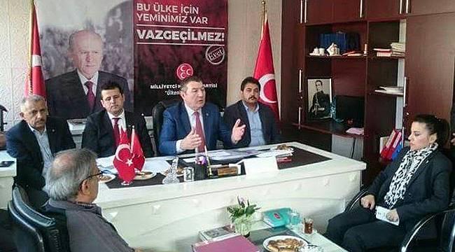 MHP İzmir: Evet, MHP, Hayır, PKK –FETÖ Demek https://t.co/c1AXOagHnn h...