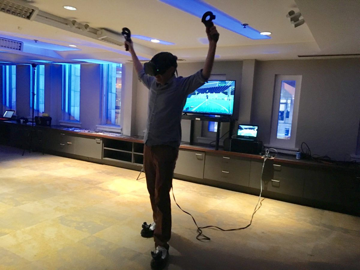 4 #dctech companies doing cool things with virtual reality