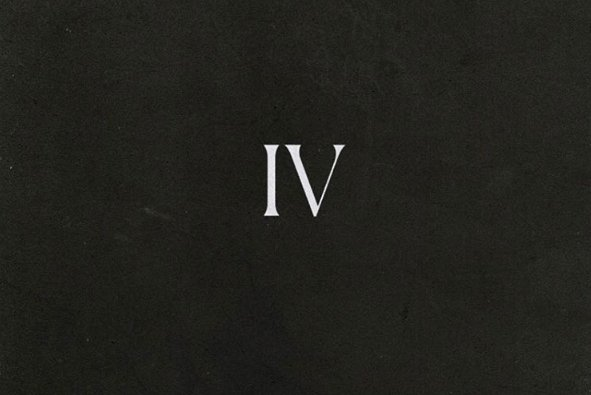 ".@kendricklamar has wiped his Instagram, leaving only a cryptic ""IV"" i..."
