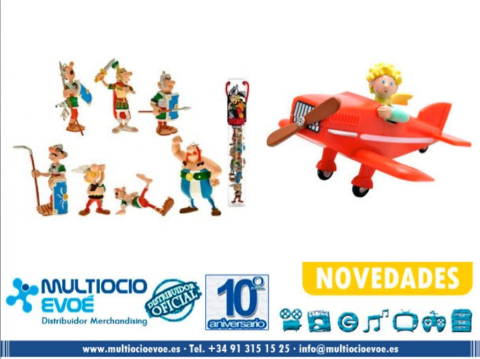 #coleccionista #TUBO 7 #FIGURAS #ASTERIX #ELPRINCIPITO #FIGURA #PETITPRINCE #AVIÓN #merchandise #decoracion #regalos  http:// goo.gl/FBcZP3  &nbsp;  <br>http://pic.twitter.com/iGivA3WczQ