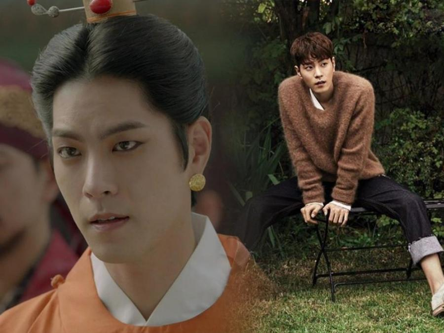 Meet Hong Jonghyun as the 3rd Prince Wang Yo in #ScarletHeart: https:/...