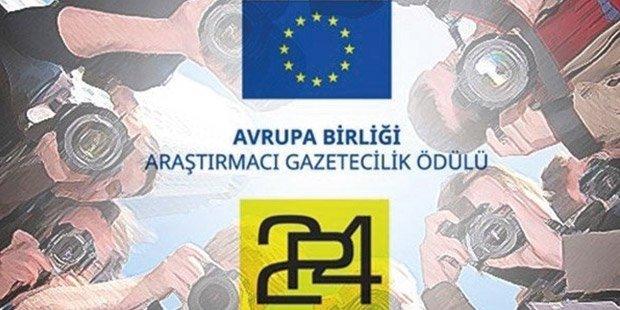 P24, AB Araştırmacı Gazetecilik Ödülü verecek; son katılım tarihi 16 N...