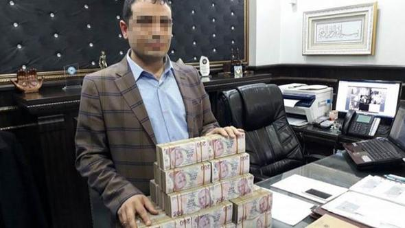 1 milyon dolarla poz verdi, 80 milyon TL dolandırdı! https://t.co/8eQE...