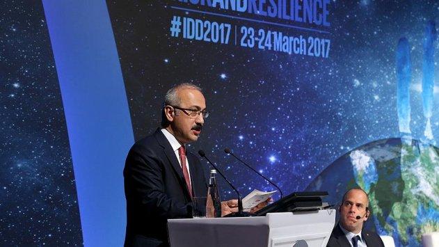 Kalkınma Bakanı Elvan: Türkiye, yaklaşık 3 milyon Suriyeliye ev sahipl...