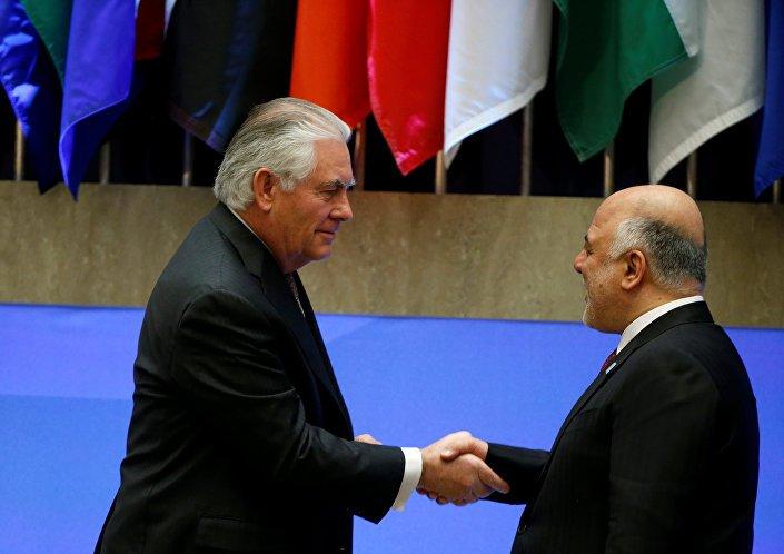 Tillerson: Türkiye, Fırat Kallkanı ile Suriye sınırındaki IŞİD tehdidi...