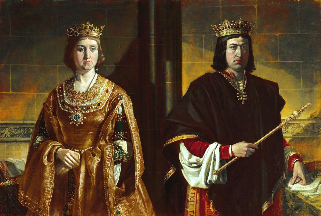 El irregular #matrimonio de los #Reyes Católicos de España -   http:// buff.ly/2nfF4rA  &nbsp;  <br>http://pic.twitter.com/EQSqIojAK6