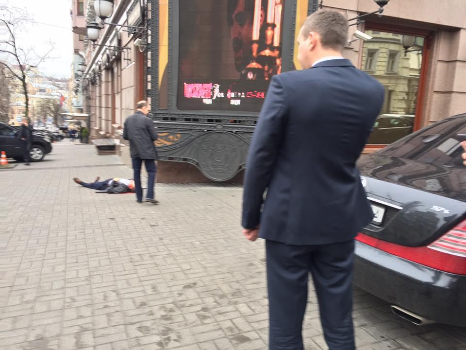 Задержан предполагаемый убийца Вороненкова