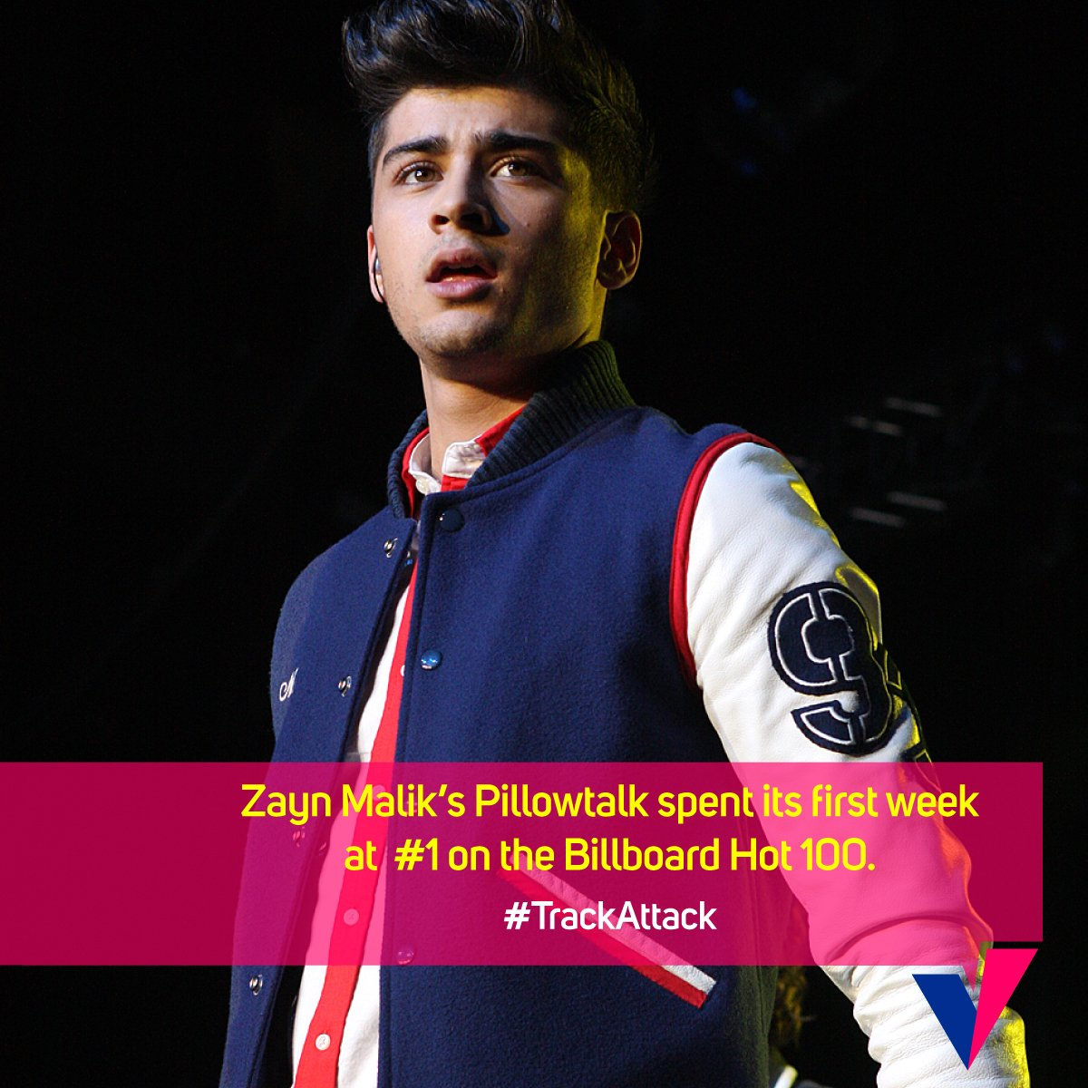 .@zaynmalik became the first UK artist to enter the US charts at the t...