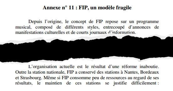 Un élu lit les recommandations de la @Courdescomptes concernant @fipradio On fait difficilement plus clair. #cceRF  https://t.co/1GAmEo7QvG https://t.co/sJpiJdpNPk