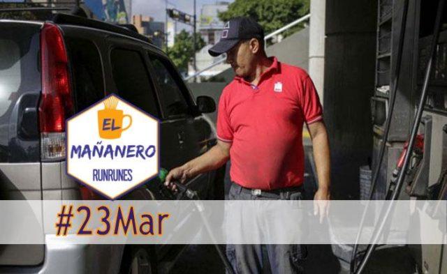 El Mañanero #23Mar: las 8 noticias que debes saber https://t.co/GhwlVu...