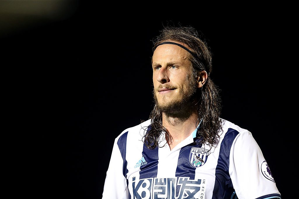 DONE DEAL: West Brom have confirmed that Jonas Olsson has left the clu...