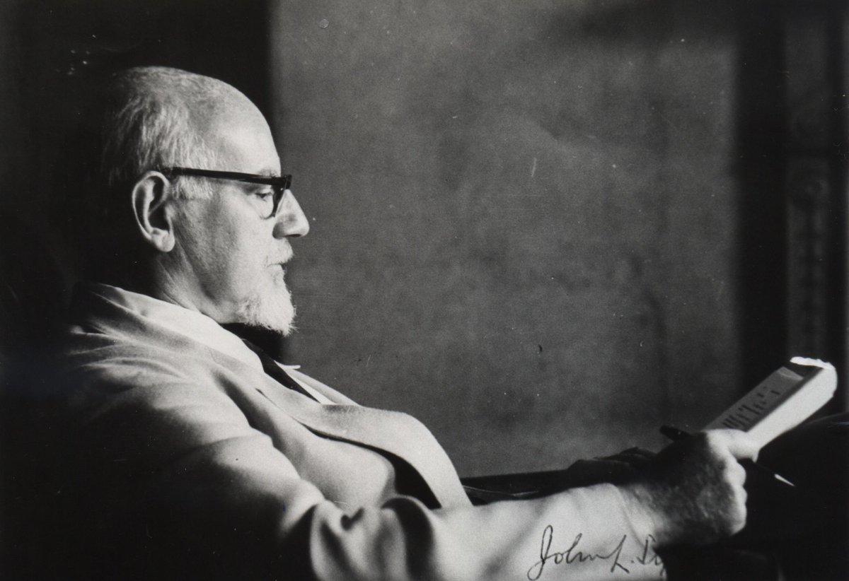 test Twitter Media - Prof John Lighton Synge, internationally renowned mathematician & physicist, born #OTD in 1897. Senior Professor @StpDias 1948-72. https://t.co/vi4zgc86SG