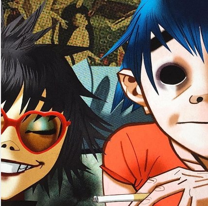 .@gorillaz will debut new music tonight. https://t.co/dMXXwbkxBv https...
