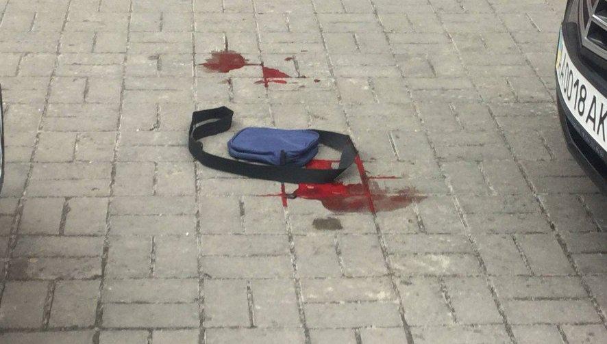 Стрелявший в Вороненкова находится в больнице — полиция https://t.co/y...