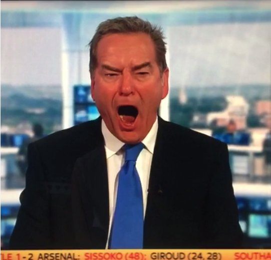 BREAKING: Jeff Stelling is set to retire!  Soccer Saturday will never...