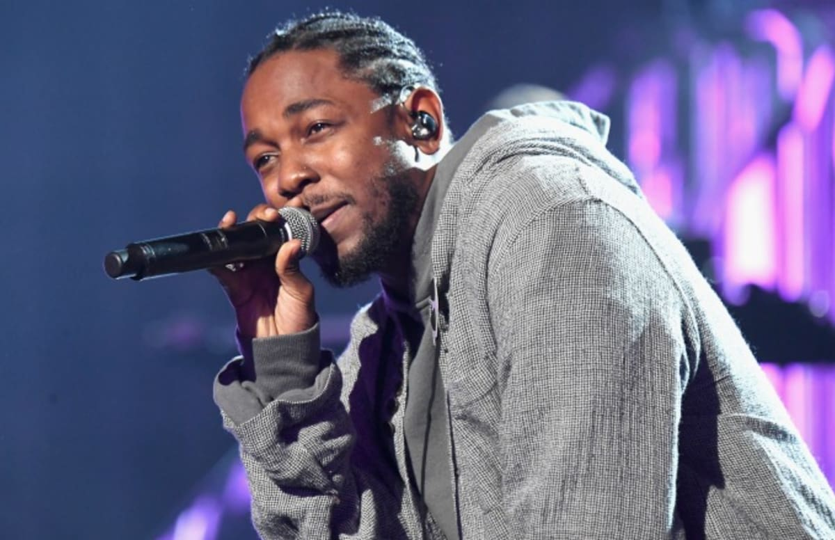 Kendrick Lamar may have just announced his fourth album and fans are f...