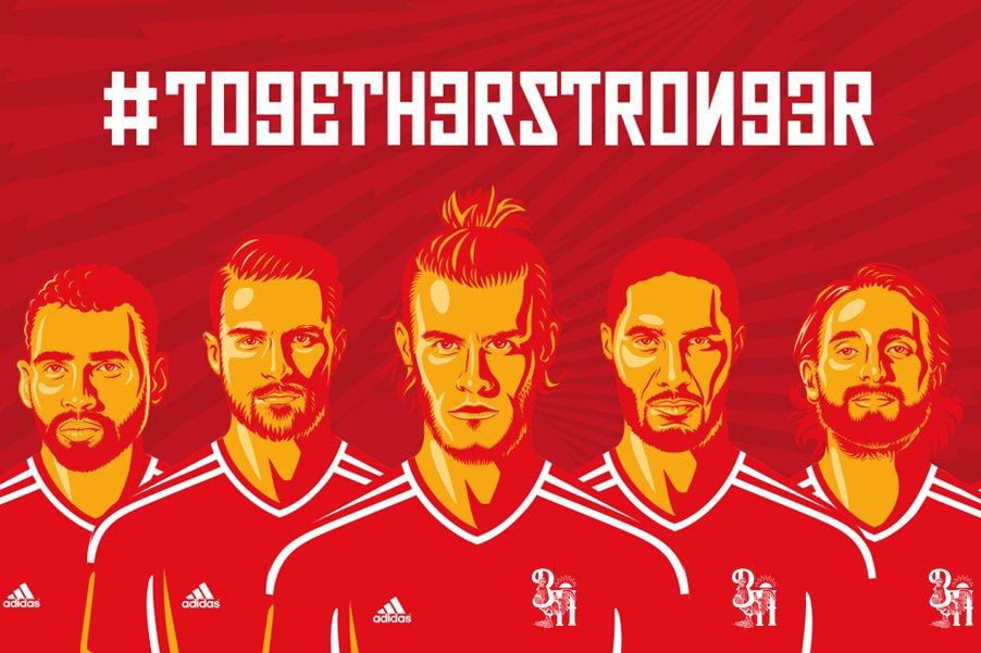 We are stronger together ! Tel @GarethBale11 soutenez notre quartier pour décupler nos chances de succès #whyirunbirhakeim #togetherstronger <br>http://pic.twitter.com/qYcqRfr5PG