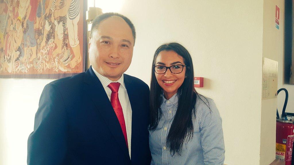 Avec Isbrand Ho, directeur de BYD Europe. Welcome to our Hauts-de-France région   #partenariat #implantation #Chine #emploi<br>http://pic.twitter.com/CrnNaar7ur